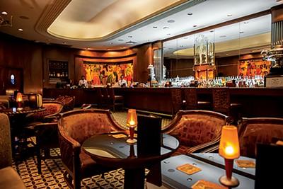 Sazerac Bar Roosevelt Hotel NOLA