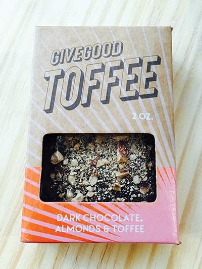 GiveGood Toffee - SUSAN ELLIS