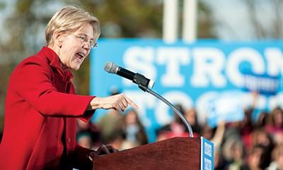 Elizabeth Warren - ANDREW CLINE   DREAMSTIME.COM