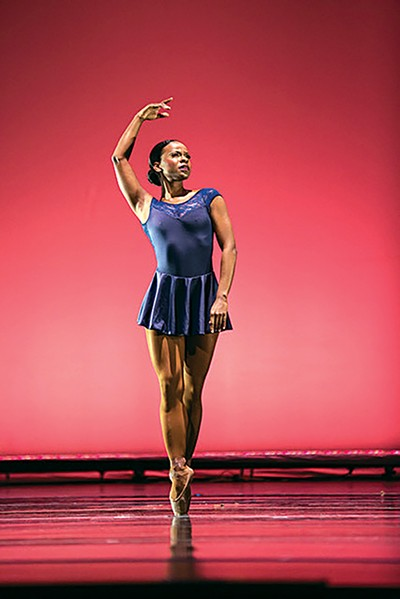 RISE by Collage Dance Collective - JERMEL TUCKER