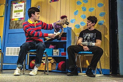 Hand to God at Circuit Playhouse