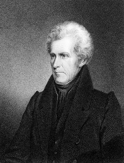 Andrew Jackson - GEORGIOS KOLLIDAS | DREAMSTIME.COM