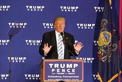 Donald Trump - GEORGESHELDON | DREAMSTIME.COM