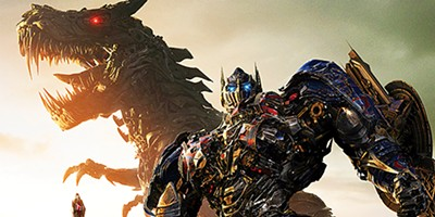 Heavy metal — as in considerably cumbersome CGI depictions of giant robots turning into other things.