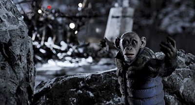 Steve Zahn as Bad Ape