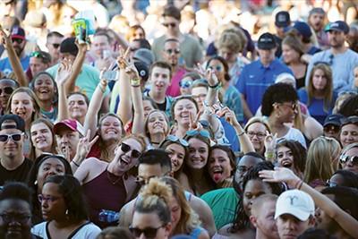 Beale Street Music Festival - MEMPHIS IN MAY INTERNATIONAL FESTIVAL