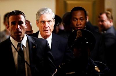 Robert Mueller - © JOSHUA ROBERTS  |  REUTERS.COM