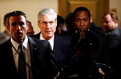 Robert Mueller - © JOSHUA ROBERTS     REUTERS.COM