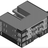 (Even More) Infill Frenzy: Apartments Planned at South Main, Overton Square