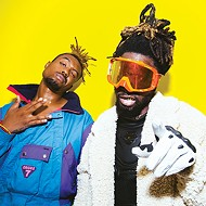 EarthGang: Staying Fresh On the Road