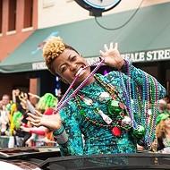 St. Patrick's Day Parade on Beale