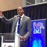 U of M Introduces Coach Hardaway