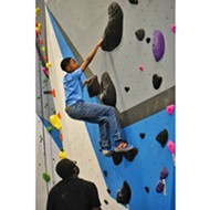 Memphis Rox: Gym Brings Rock Climbing to Soulsville