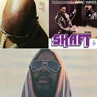 Black Moses: Classic Isaac Hayes Records Reissued