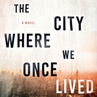 Eric Barnes' <i>The City Where We Once Lived</i>.