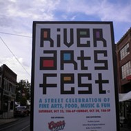 RiverArtsFest to Move From South Main to Riverfront