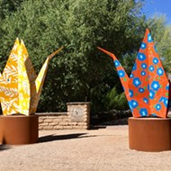 """""""Origami in the Garden"""""""