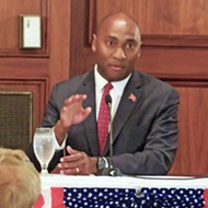 In First General Election Debate, Lenoir Hits Harris on Safety Issue