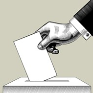 No Paper Ballot for You!