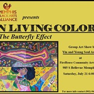 """In Living Color: The Butterfly Effect"""