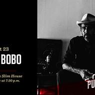 Pure Memphis Music Series presents Harlan T. Bobo