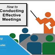 How to Conduct Effective Meetings
