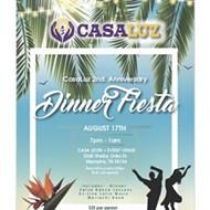 CasaLuz Second Anniversary Fiesta