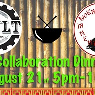 The Vault & Wok'n in Memphis Collaboration Dinner