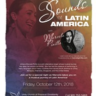 Sounds of Latin America with Marcela Pinilla