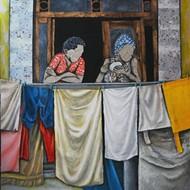 "Artist reception for ""Recuerdos de Cuba/Memories of Cuba"""
