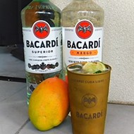 Overton Square Babalu's Tropical Mule