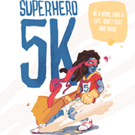Superhero Distracted Driving 5K & Community Fair