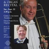 Trombone Organ Recital