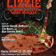 <i>Lizzie: The Lizzie Borden Musical</i>
