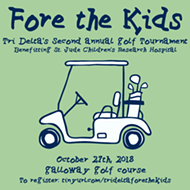 2nd Annual Fore The Kids Golf Tournament
