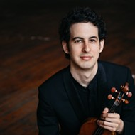 IRIS Orchestra at the Brooks featuring violinist Itamar Zorman