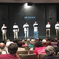 <i>On The Row: A Staged Reading of Stories From Arkansas' Death Row</i>