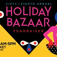 68th Annual Holiday Bazaar & Fund-raiser: Open Market