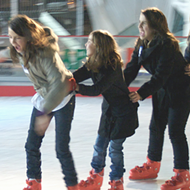 Christmas Eve Skate at Mid-South Ice House