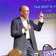 DNC Head Talks Up Ranked Choice Voting in Memphis