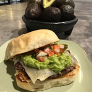 Burger of the Month at Babalu East Memphis