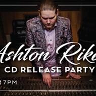 Ashton Riker CD Release Party