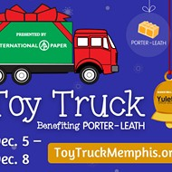 17th Annual Toy Truck benefiting Porter-Leath