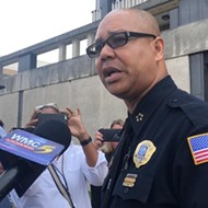 MPD Director Refutes 'False Narrative' About Officers' Actions