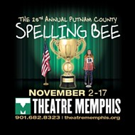 Can You Spell Fun? Theatre Memphis Hosts a Lively Bee