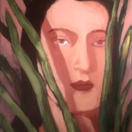 """Opening Reception for """"Maddie Stratton: Women & Florition"""""""