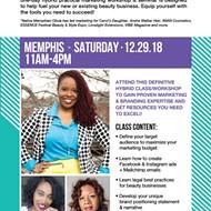 Beauty Marketing Immersion Memphis