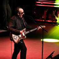 Elvis Costello Rattles the Orpheum Theatre