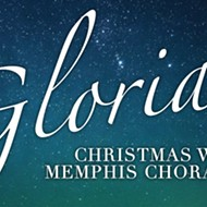 Gloria!  Christmas With Memphis Choral Arts