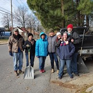 MLK Day Clean Up